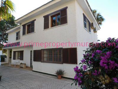 Ref:1490 Detached Villa For Sale in La Azohia