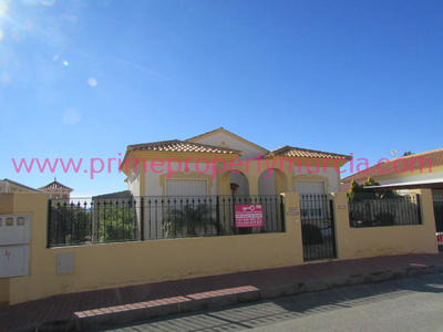 1492: Detached Villa in Mazarron Country Club