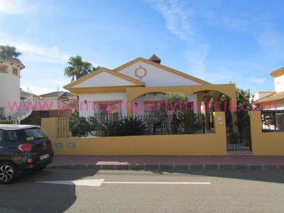 1499: Detached Villa in Mazarron Country Club
