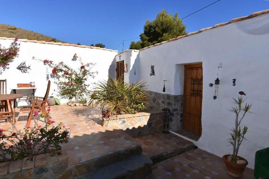1602: Villa for sale in Puerto de Mazarron
