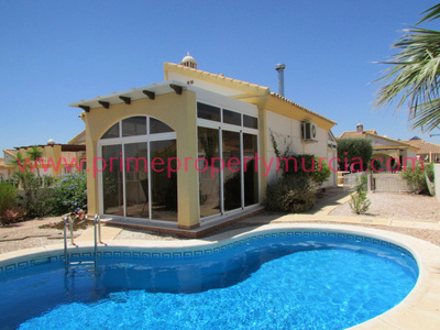 Ref:1603 Semi Detached Villa For Sale in Mazarron Country Club