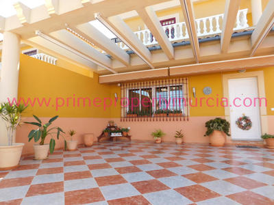 Ref:1605 Detached Villa For Sale in Puerto de Mazarron