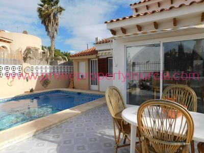 Ref:1607 Detached Villa For Sale in Bolnuevo