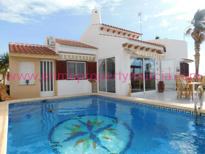 Ref:1607 Detached Villa For Sale in Bolnuevo