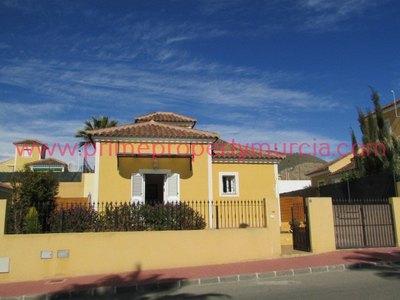 Ref:1609 Detached Villa For Sale in Mazarron Country Club