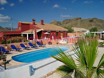 1264: Country House in Mazarron