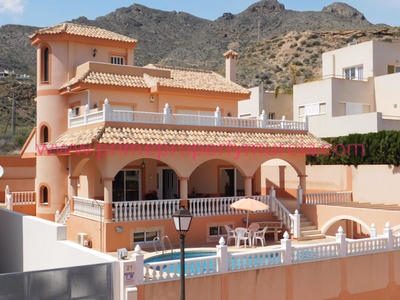 Ref:1460 Detached Villa For Sale in Bolnuevo