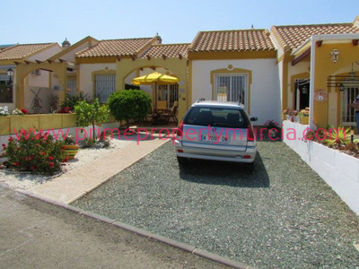 Ref:1623 Terraced House For Sale in Mazarron Country Club