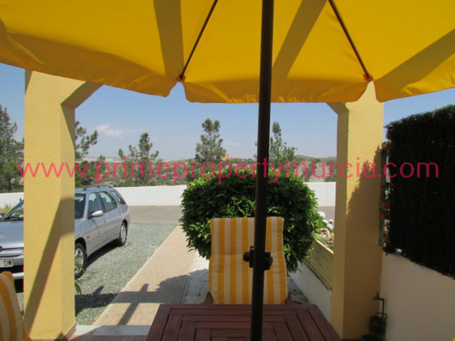1623: Terraced House for sale in Mazarron Country Club