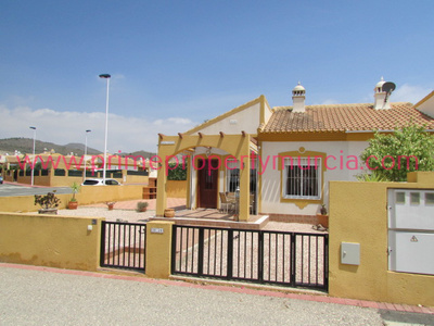Ref:1624 Semi Detached Villa For Sale in Mazarron Country Club