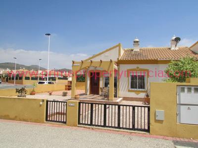 Ref:1624 Semi Detached Villa For Sale in Mazarron Country Club