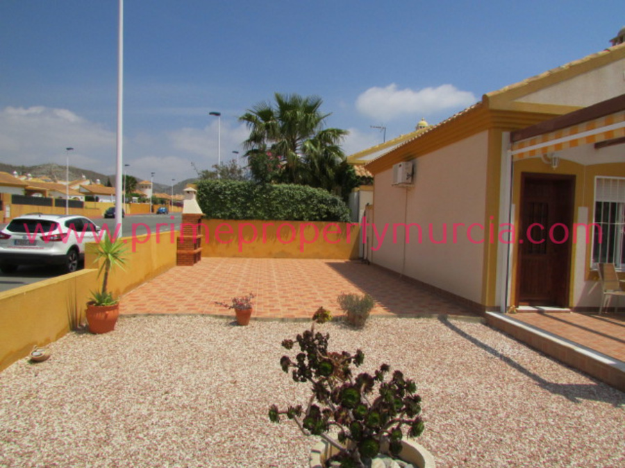 1624: Semi Detached Villa for sale in Mazarron Country Club