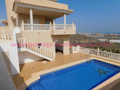 Ref:1560 Villa For Sale in Bolnuevo