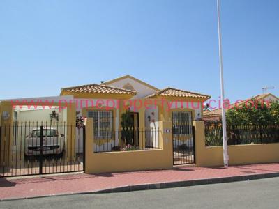 Ref:1627 Detached Villa For Sale in Mazarron Country Club