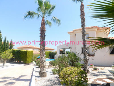 Ref:1626 Detached Villa For Sale in Bolnuevo