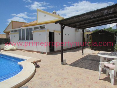 Ref:1631 Semi Detached Villa For Sale in Mazarron Country Club