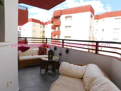 1632: Apartment in Puerto de Mazarron