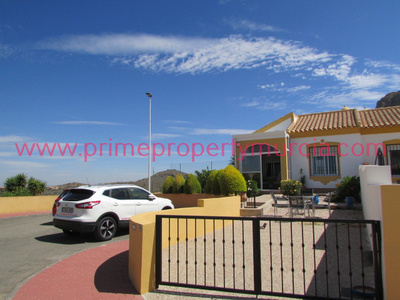 Ref:1633 Semi Detached Villa For Sale in Mazarron Country Club