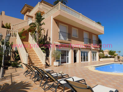 Ref:1564 Detached Villa For Sale in Bolnuevo