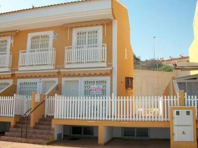 Ref:GR186 Town House For Sale in Puerto de Mazarron