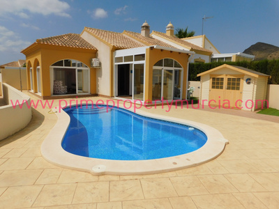 1737: Semi Detached Villa in Mazarron Country Club