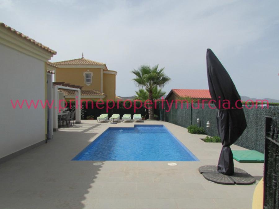 Mazarron Country Club Murcia Detached Villa 145000 €