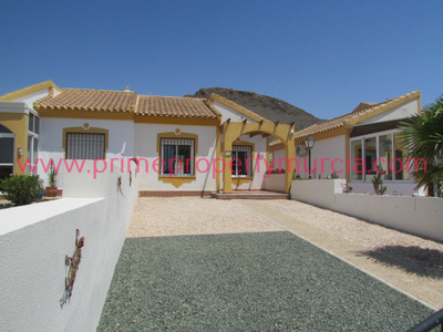 1644: Semi Detached Villa in Mazarron Country Club