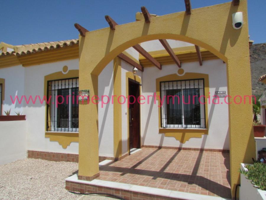 Mazarron Country Club Murcia Semi Detached Villa 69995 €