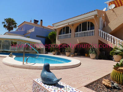 Ref:1566 Detached Villa For Sale in Bolnuevo