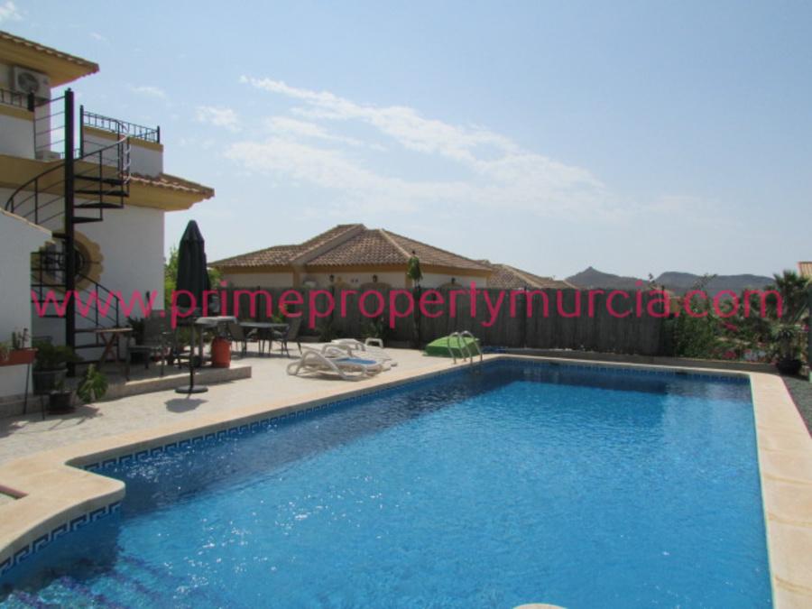 Mazarron Country Club Murcia Detached Villa 245000 €