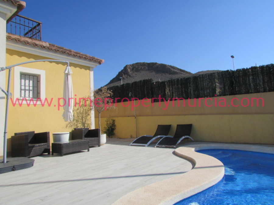 Mazarron Country Club Detached Villa Murcia