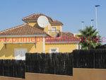 1648: Detached Villa for sale in Mazarron Country Club