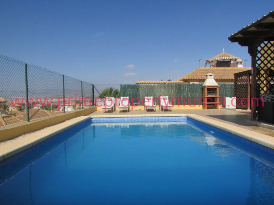 Detached Villa For sale Mazarron Country Club