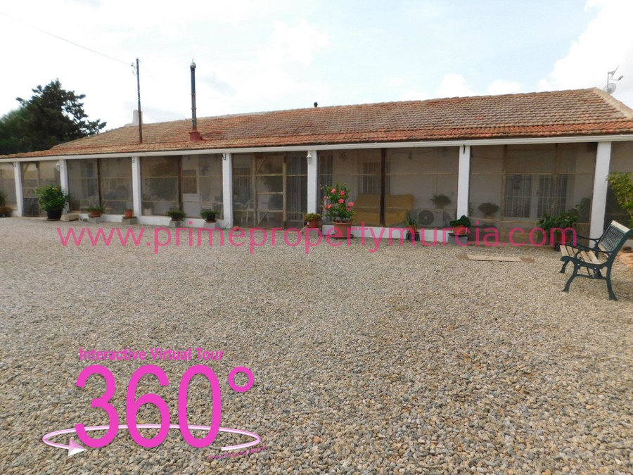 Country House For sale Fuente Alamo