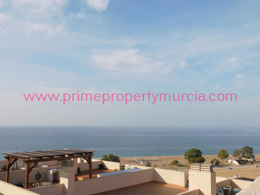 Apartment For Sale in Bolnuevo, Murcia with pool  PPM-1656