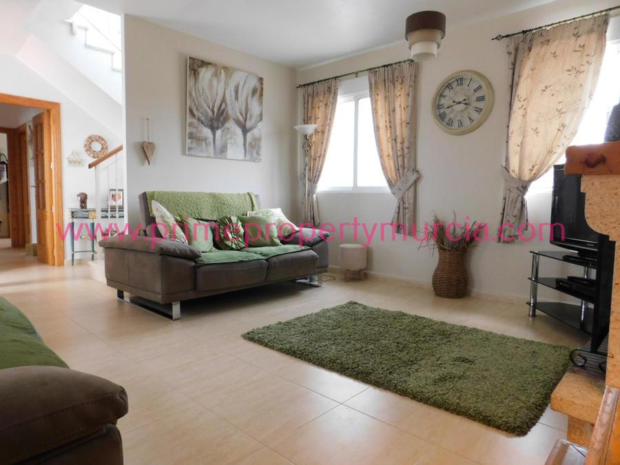Lorca 4 Bedroom Detached Villa