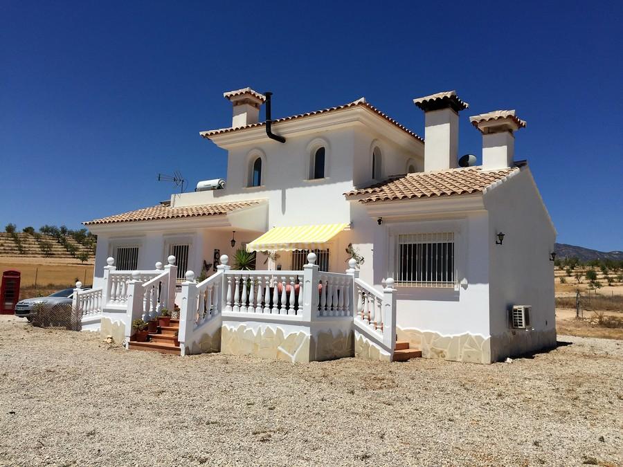 Detached Villa For sale Lorca