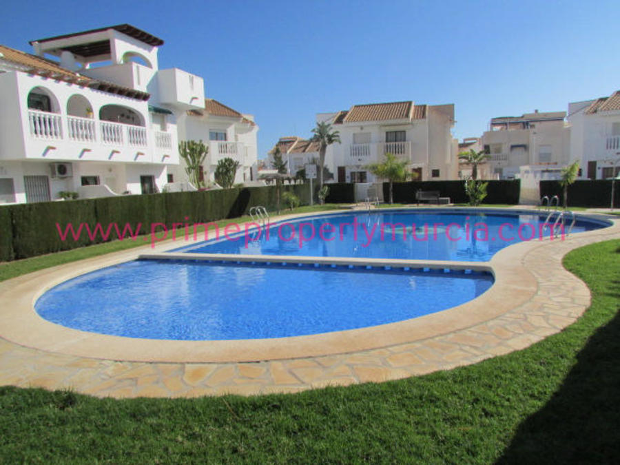 Apartment For Sale in Bolnuevo, Murcia with pool  PPM-1657