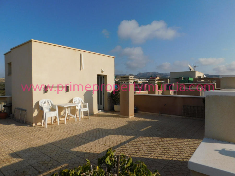 Apartment 2 Bedroom Puerto de Mazarron