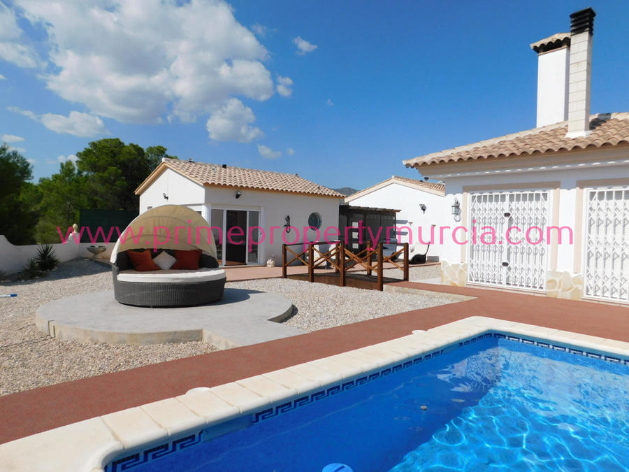4 Bedroom Lorca Detached Villa