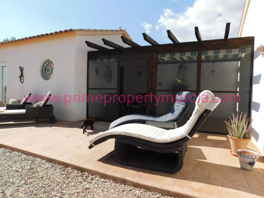 Detached Villa 4 Bedroom Lorca