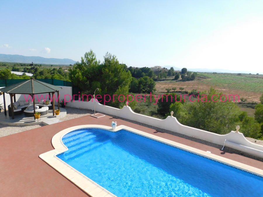 Lorca Murcia Detached Villa 349000 €