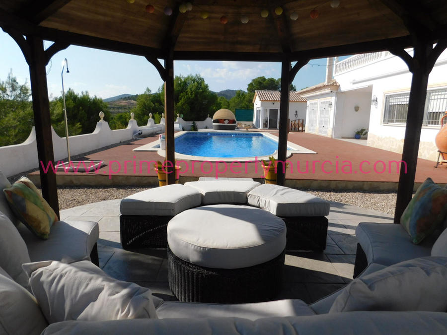 Lorca Detached Villa 4 Bedroom