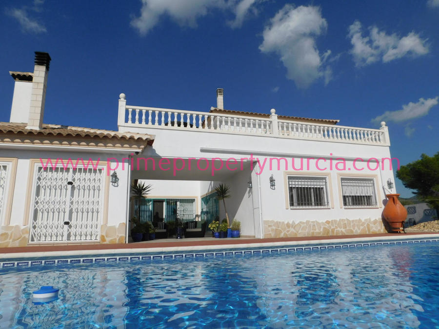 4 Bedroom Detached Villa Lorca