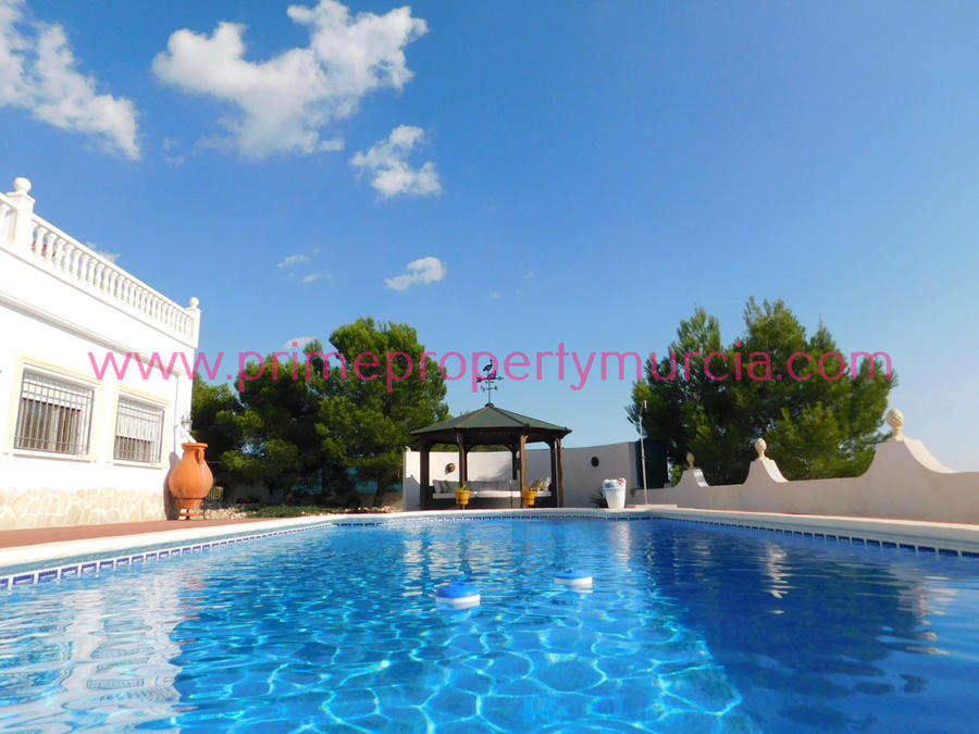 Detached Villa Lorca Murcia