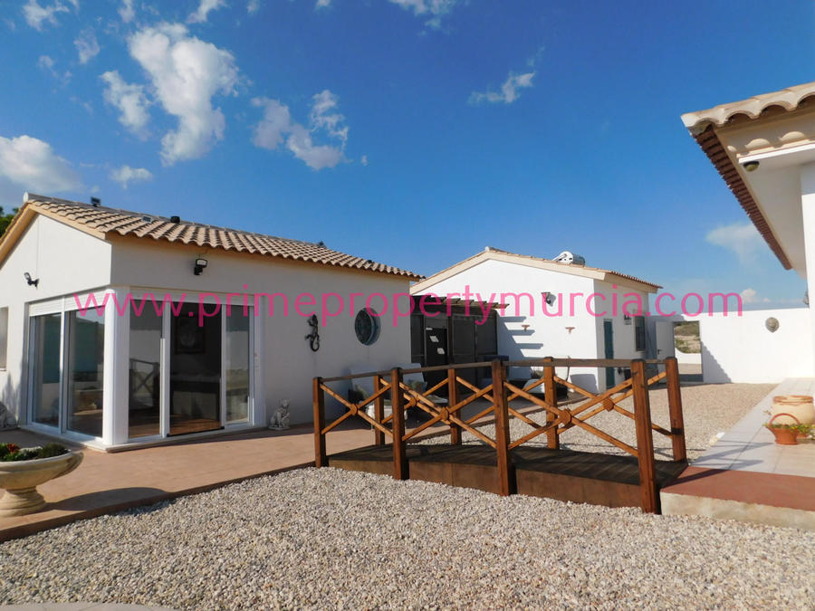 Lorca Detached Villa Murcia