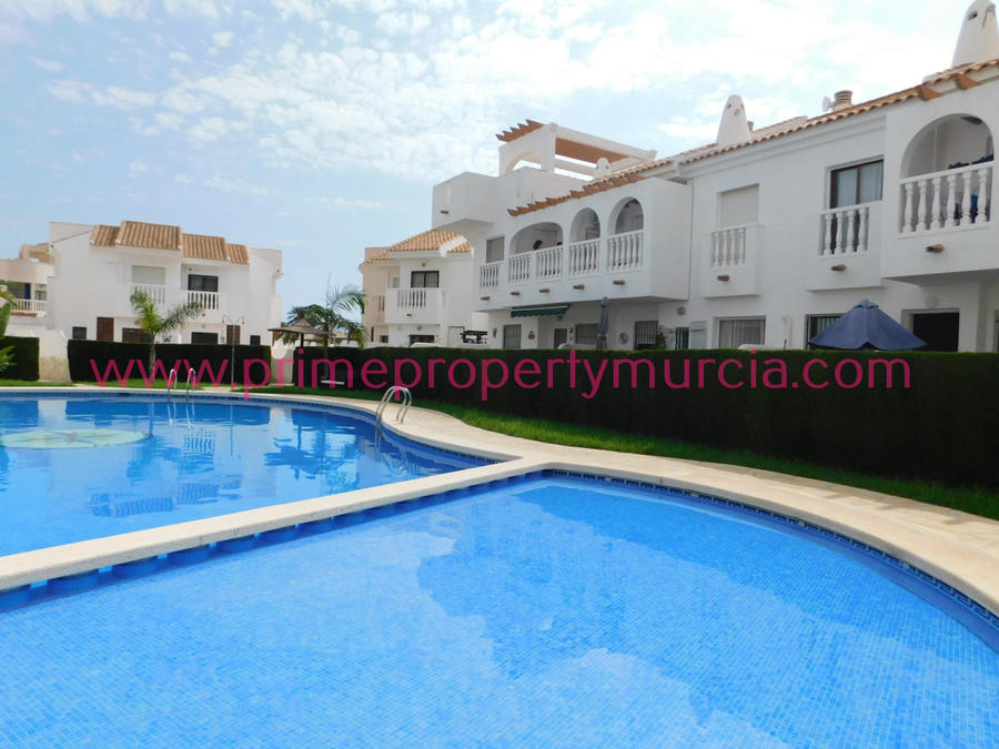 Apartment For Sale in Bolnuevo, Murcia with pool  PPM-1659