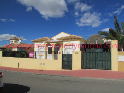 Ref:1663 Villa For Sale in Mazarron Country Club