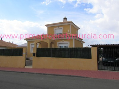 Ref:1665 Detached Villa For Sale in Mazarron Country Club