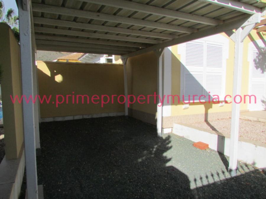 Mazarron Country Club Murcia Detached Villa 225000 €